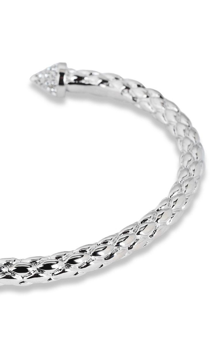 JUST CAVALLI Silver-tone bracelet Bracelet Woman d