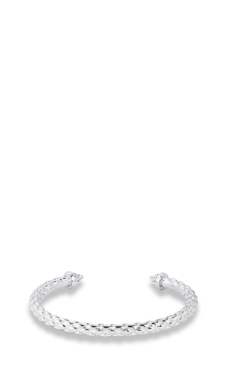 JUST CAVALLI Silver-tone bracelet Bracelet Woman f