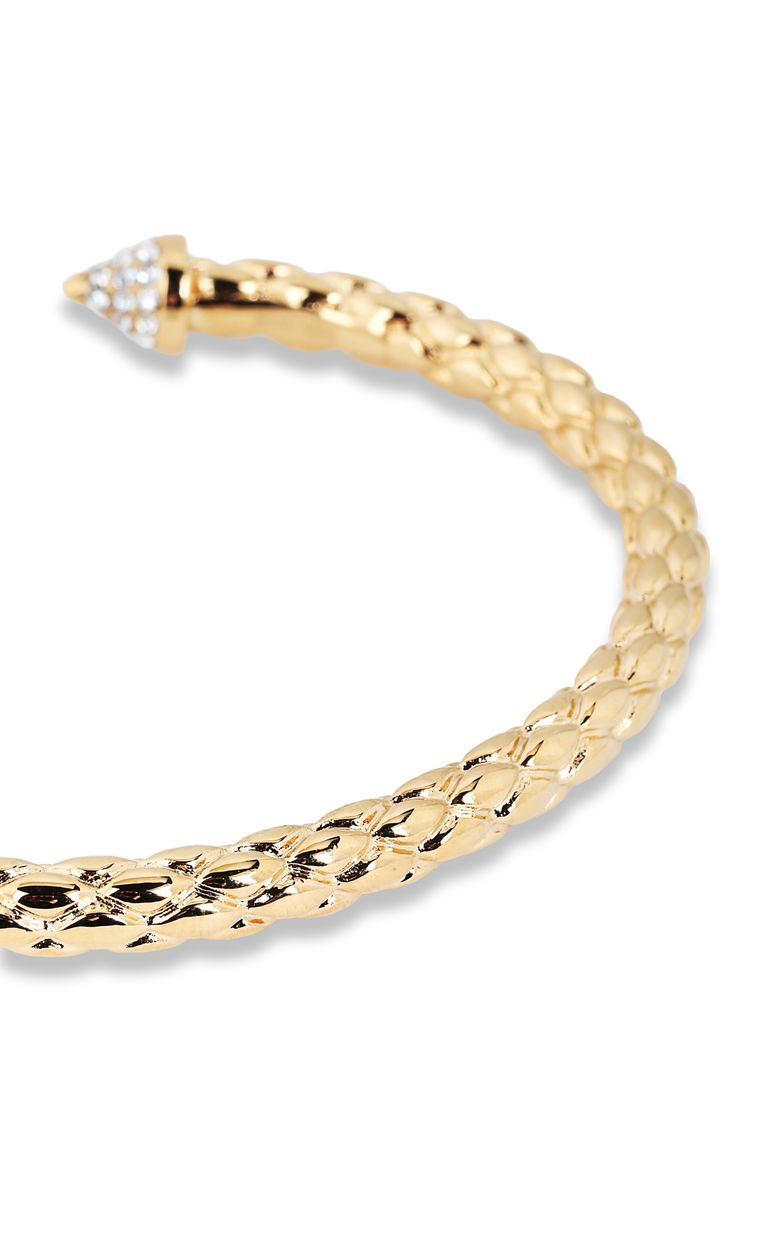 JUST CAVALLI Gold-tone bracelet Bracelet Woman d