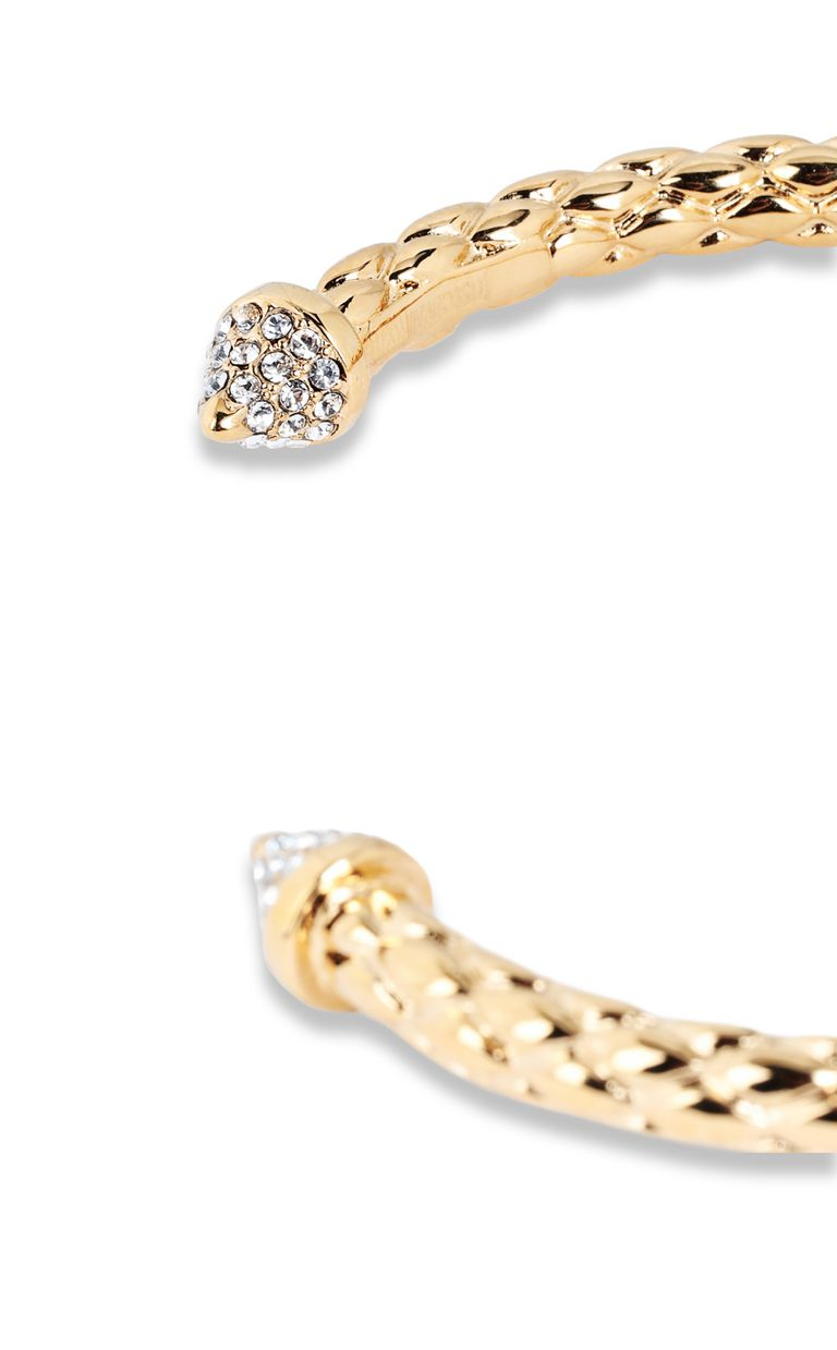 JUST CAVALLI Gold-tone bracelet Bracelet Woman e