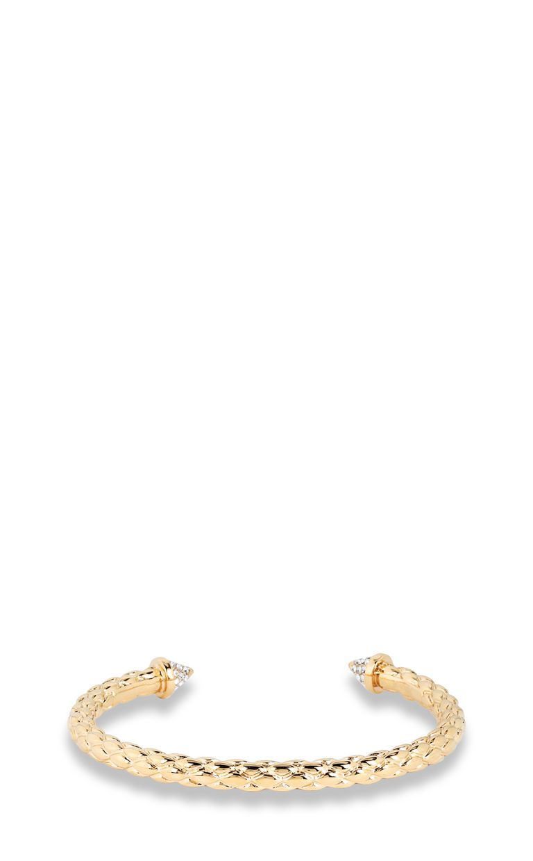JUST CAVALLI Gold-tone bracelet Bracelet Woman f