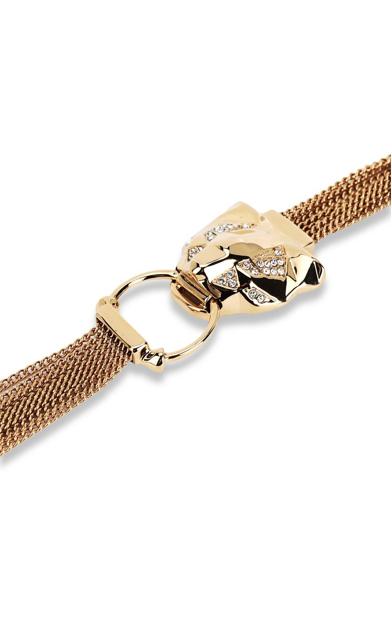JUST CAVALLI Tiger-head bracelet Bracelet Woman e