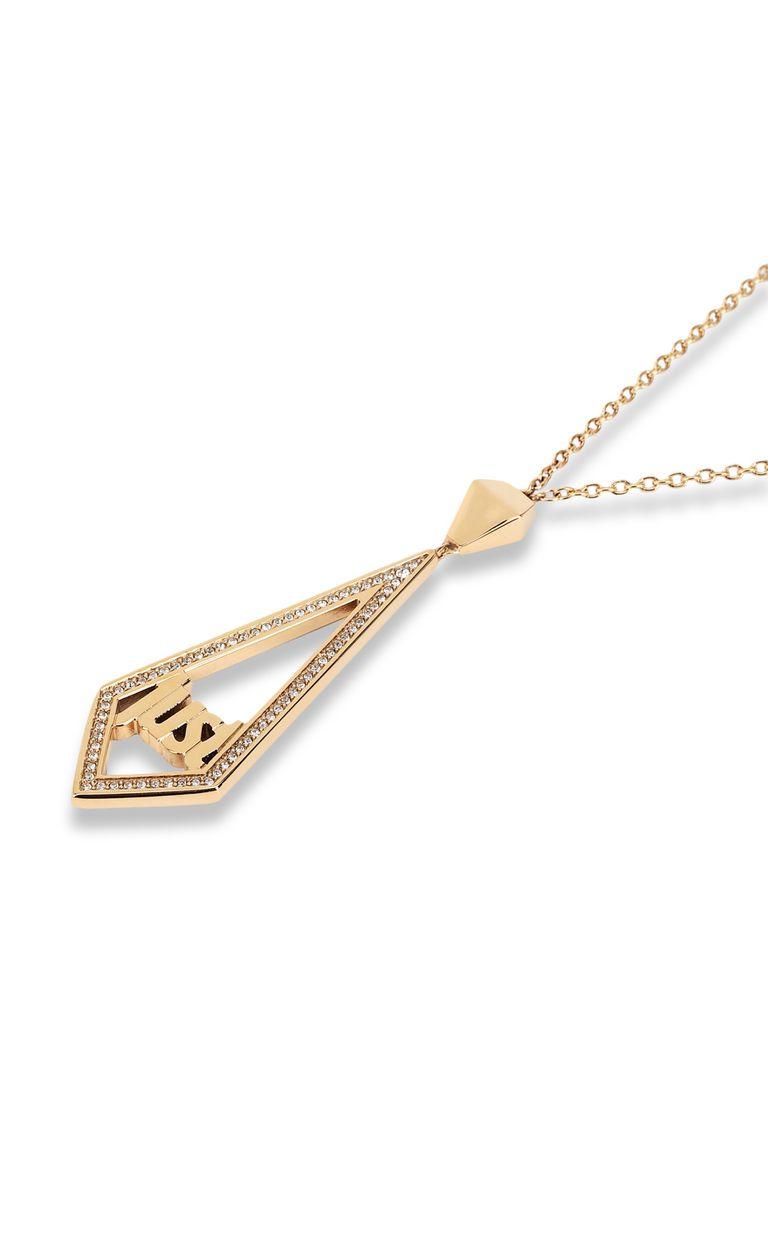 JUST CAVALLI Logo necklace Necklace Woman d
