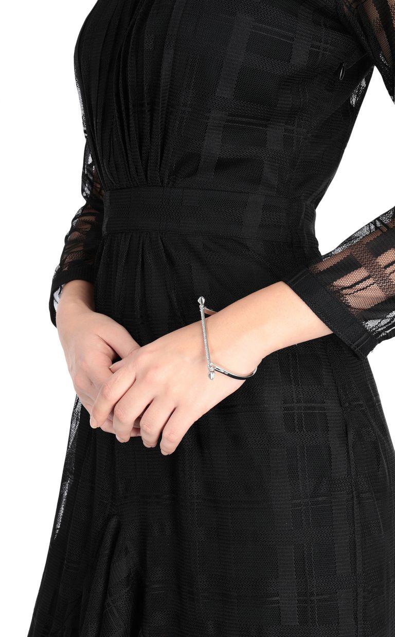 JUST CAVALLI Snake-detail bracelet Bracelet Woman r
