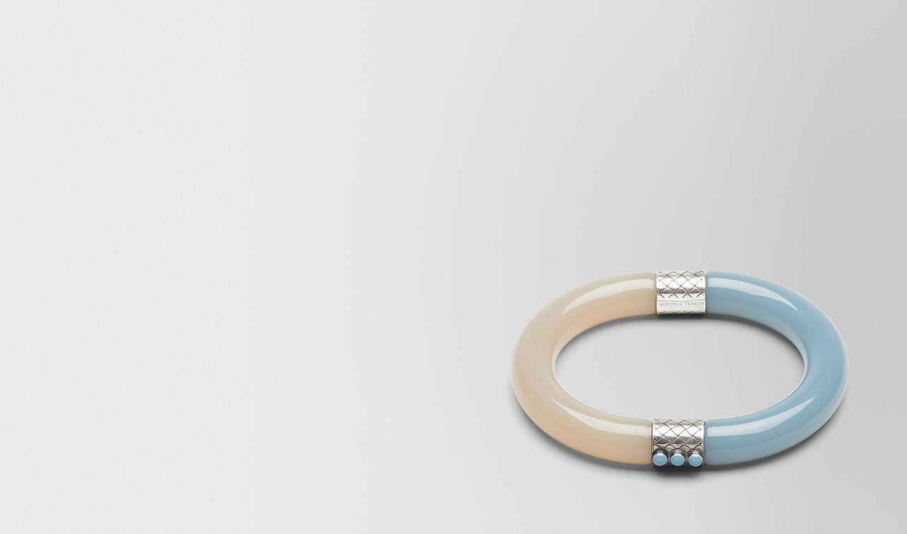 armband aus kunstharz und silber  landing