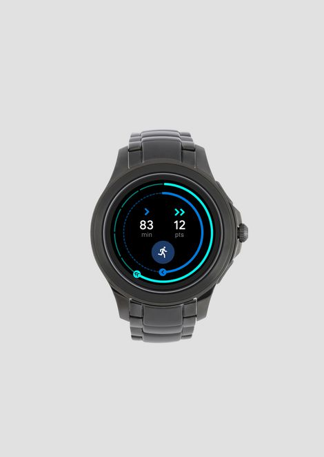 918fb431 Stainless steel touchscreen smartwatch