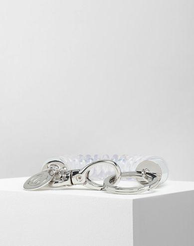 MM6 MAISON MARGIELA Bracelet [*** pickupInStoreShipping_info ***] Bracelet cordon spirale f