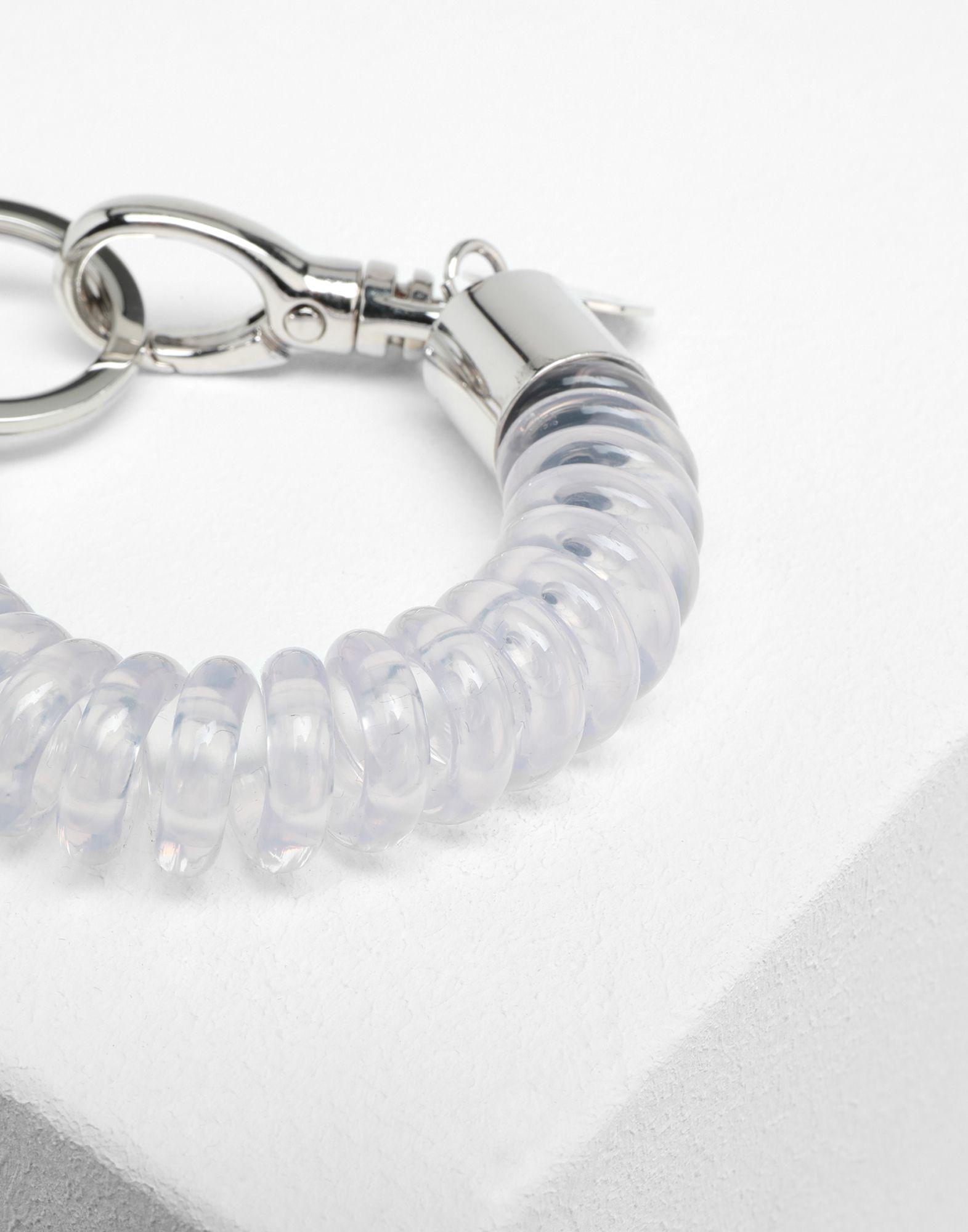 MM6 MAISON MARGIELA Spiral cord bracelet Bracelet Woman a
