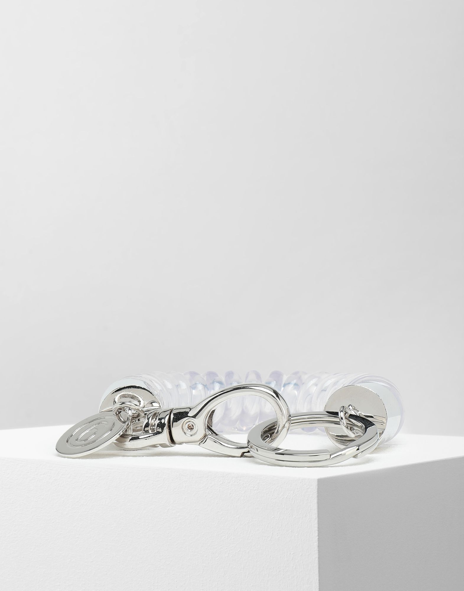 MM6 MAISON MARGIELA Spiral cord bracelet Bracelet Woman f