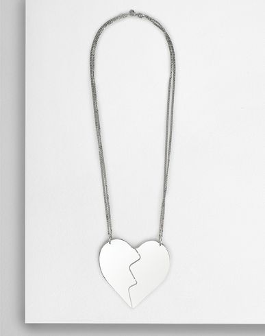 MM6 MAISON MARGIELA Necklace [*** pickupInStoreShipping_info ***] Friendship Heart necklaces f