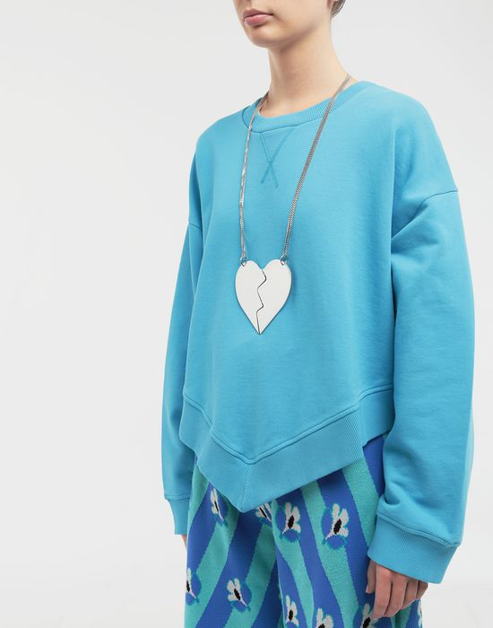 MM6 MAISON MARGIELA Friendship Heart necklaces Necklace [*** pickupInStoreShipping_info ***] e