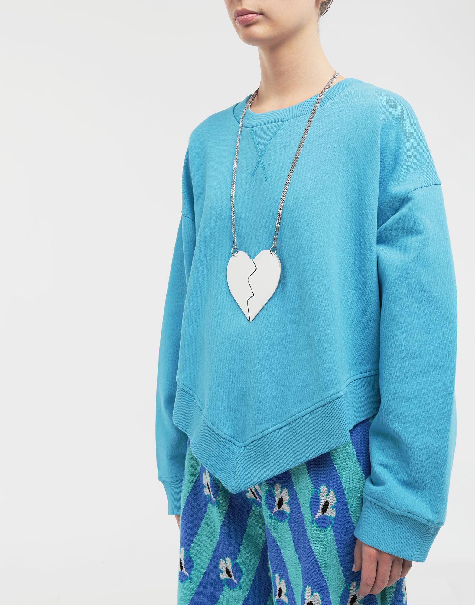 MM6 MAISON MARGIELA Friendship Heart necklaces Necklace Woman e