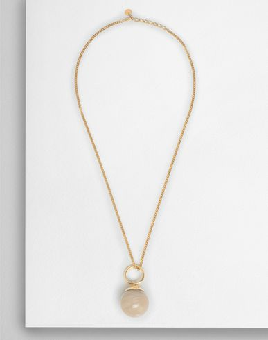 MM6 MAISON MARGIELA Necklace [*** pickupInStoreShipping_info ***] Marble ball necklace f