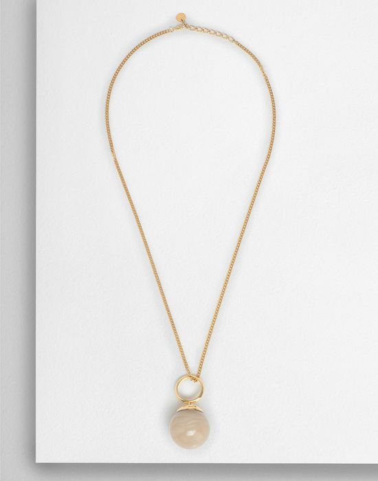 MM6 MAISON MARGIELA Marble ball necklace Necklace [*** pickupInStoreShipping_info ***] f