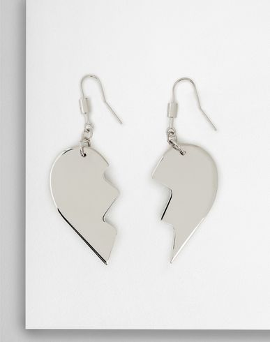 MM6 MAISON MARGIELA Friendship Heart earrings Earrings [*** pickupInStoreShipping_info ***] f