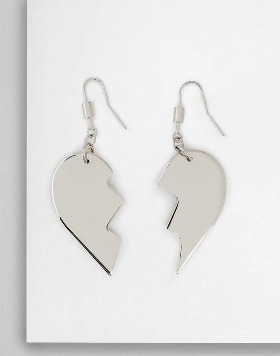 MM6 MAISON MARGIELA Friendship Heart earrings Earrings [*** pickupInStoreShipping_info ***] f