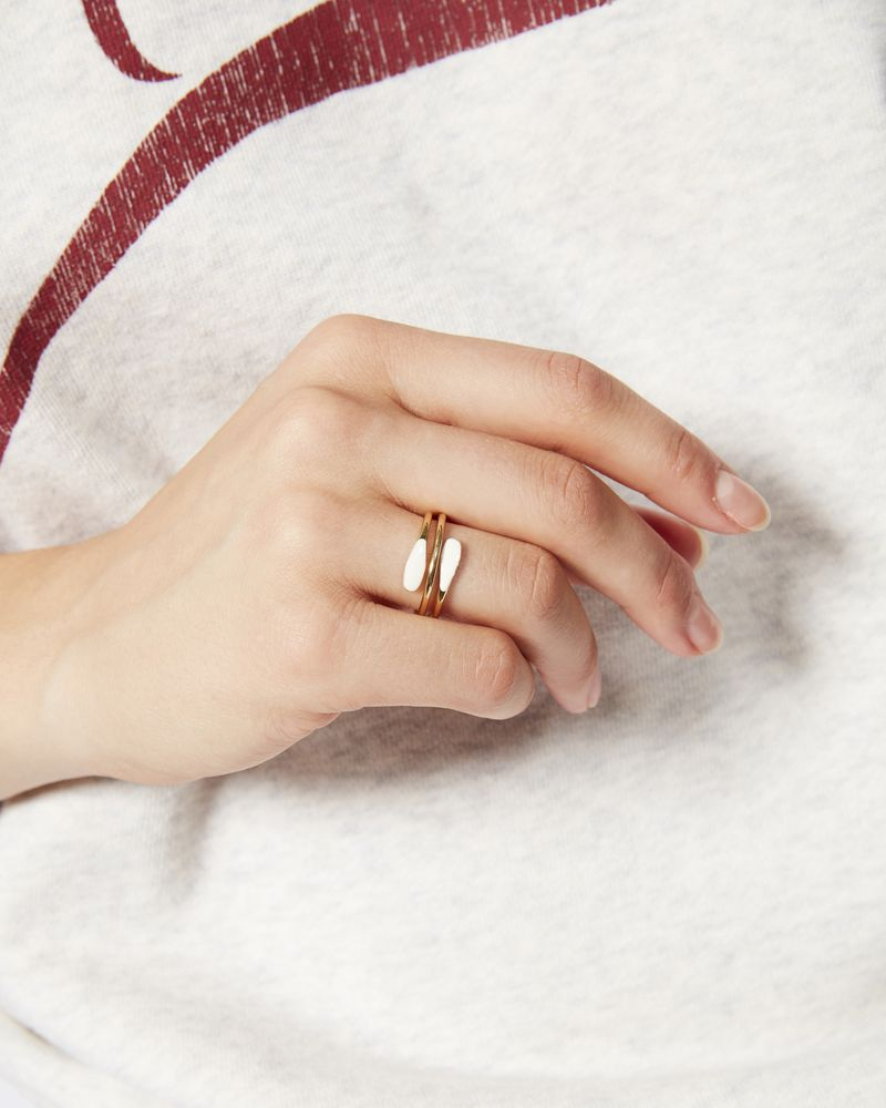 CASABLANCA ring ISABEL MARANT