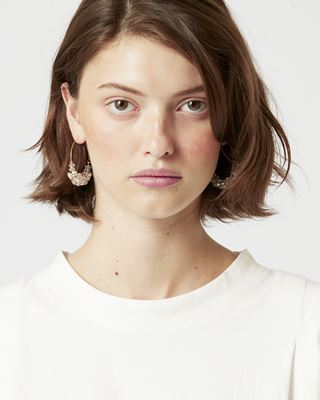 ISABEL MARANT Ohrringe Dame POLLY earrings d