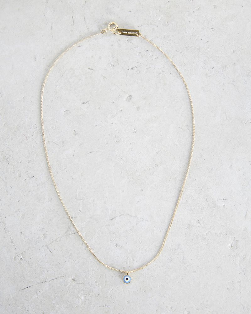 LUCKY chain necklace ISABEL MARANT