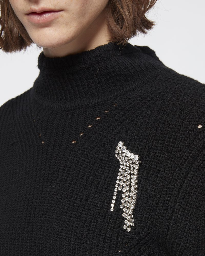 A WILD SHORE brooch ISABEL MARANT