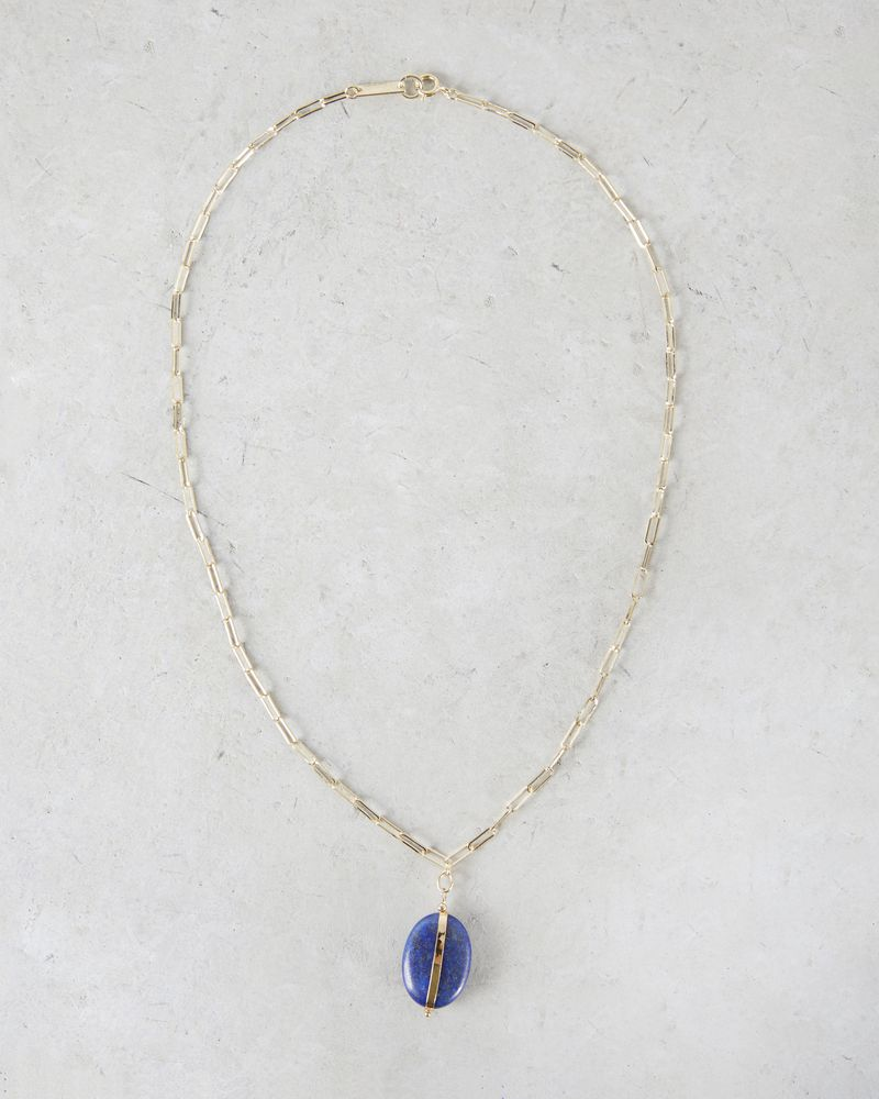 STONE necklace ISABEL MARANT