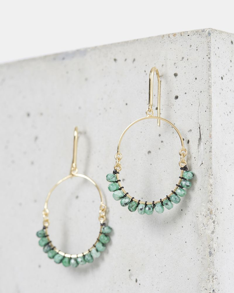 TRIBAL earrings ISABEL MARANT