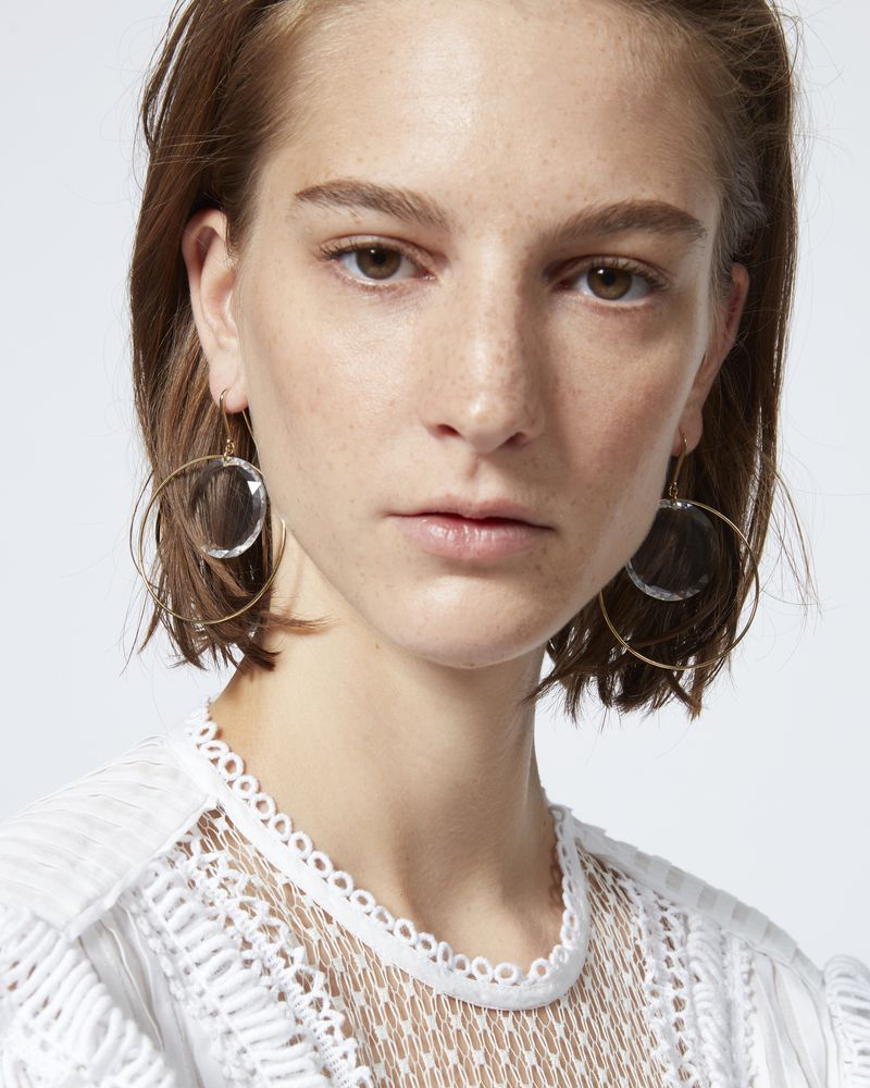 LIMPID earrings ISABEL MARANT