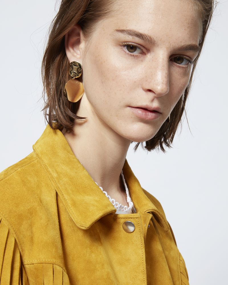 PETALS earrings ISABEL MARANT