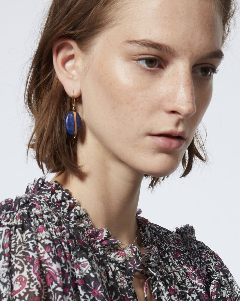 STONE earrings ISABEL MARANT