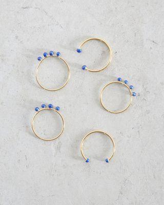 CASABLANCA rings