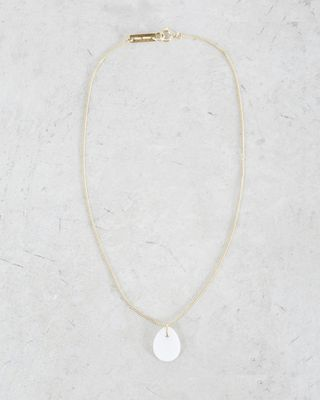 SHELLS chain necklace