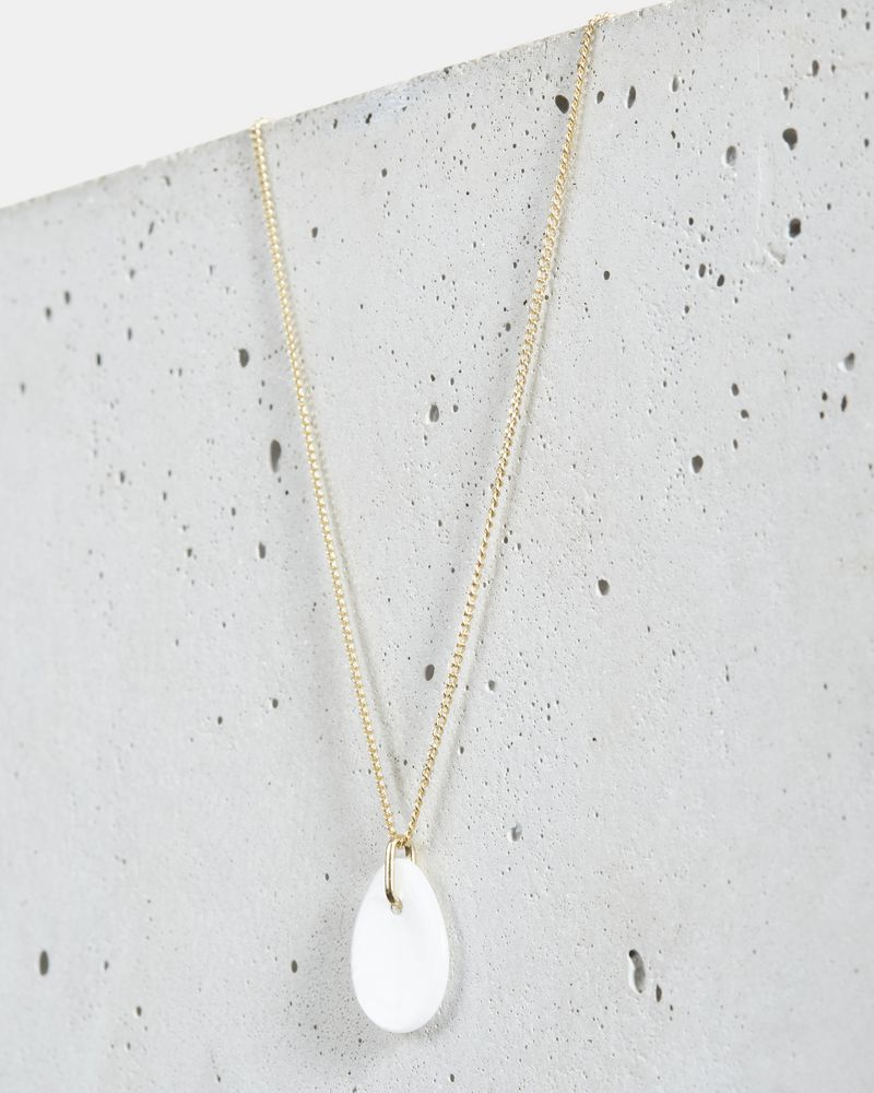 SHELLS chain necklace ISABEL MARANT