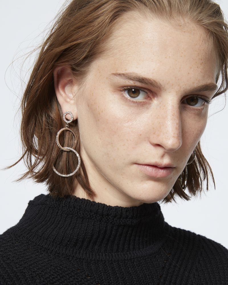 SUPRALUMINIQUE earrings ISABEL MARANT