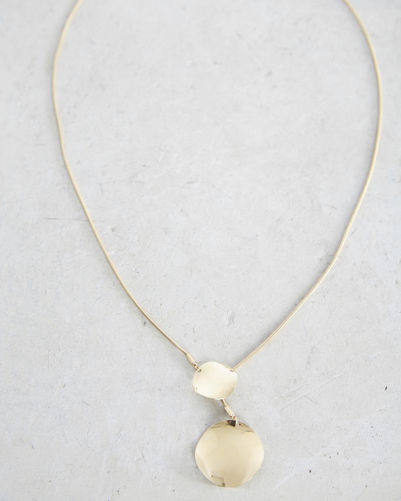 PETALS necklace ISABEL MARANT