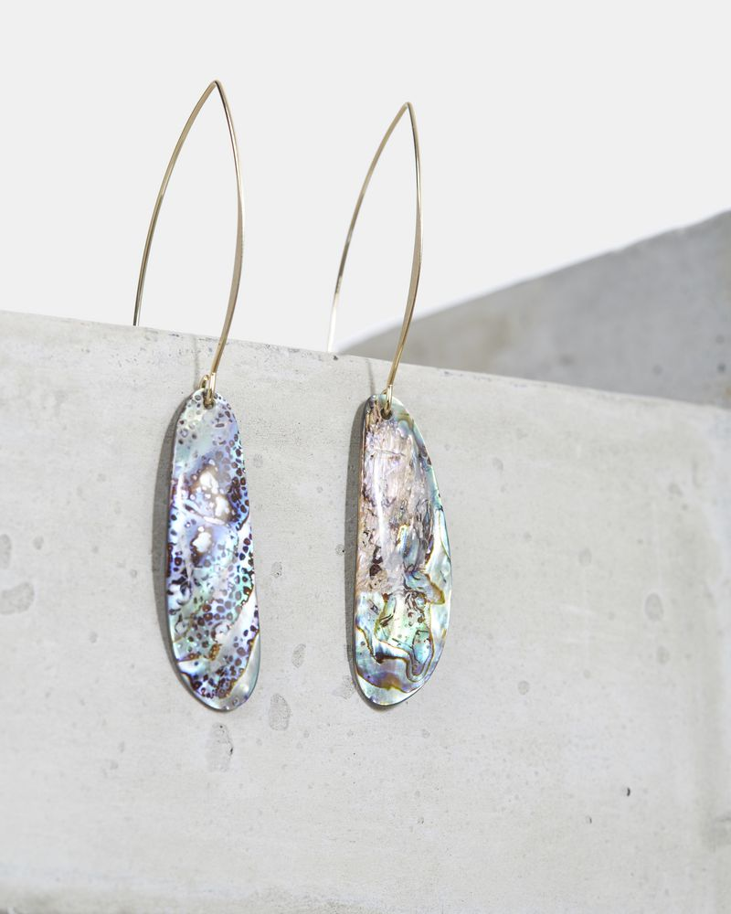 SHELL earrings ISABEL MARANT