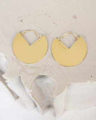 ISABEL MARANT EARRINGS Woman 90° earrings d