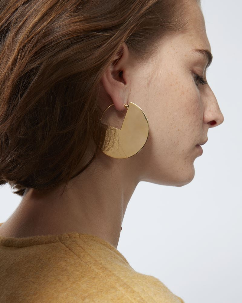 90° earrings ISABEL MARANT