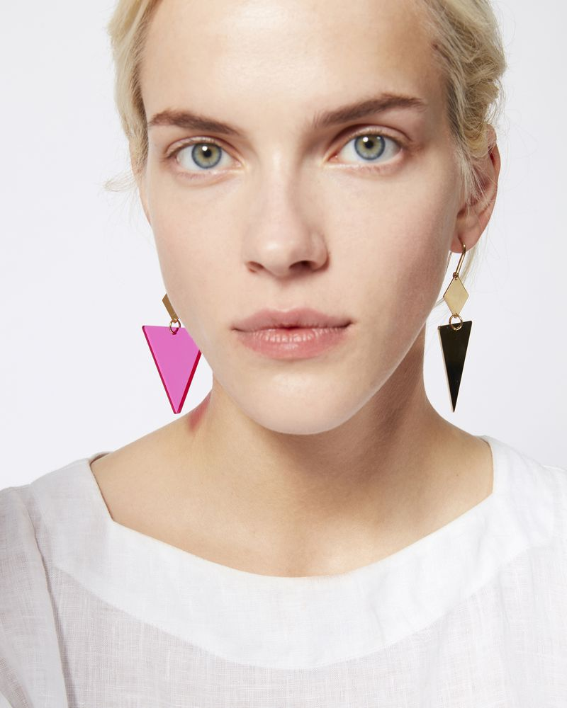 ASPHALT earrings ISABEL MARANT