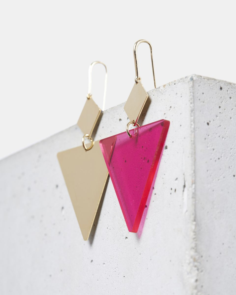 Isabel Marant - ASPHALT earrings - 1