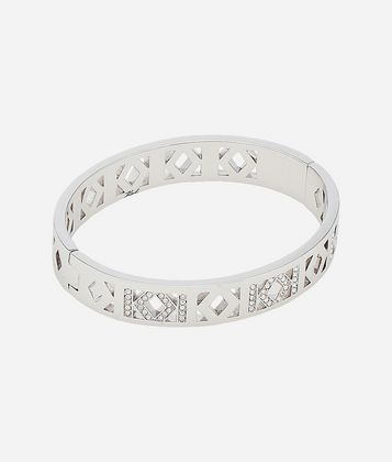 KARL LAGERFELD DOUBLE K THIN CUFF