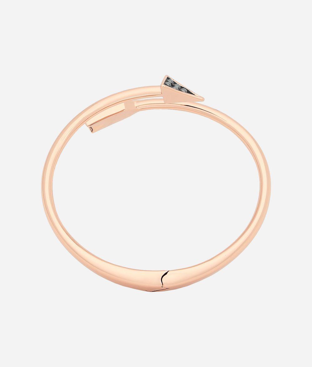 KARL LAGERFELD Manchette K/Hearts and Arrows Bracelet Femme d