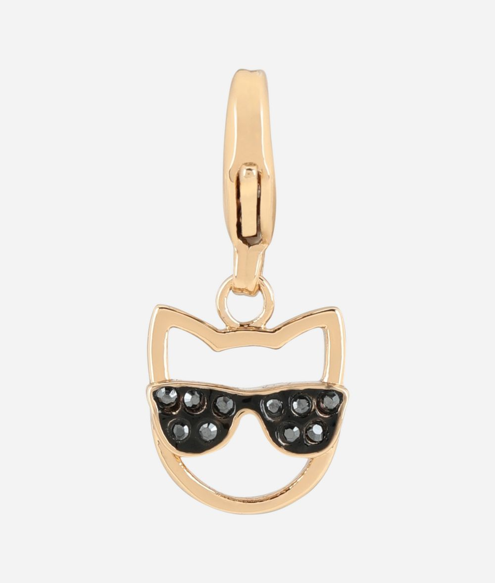 KARL LAGERFELD Choupette Sunglasses Charm Charm Woman f