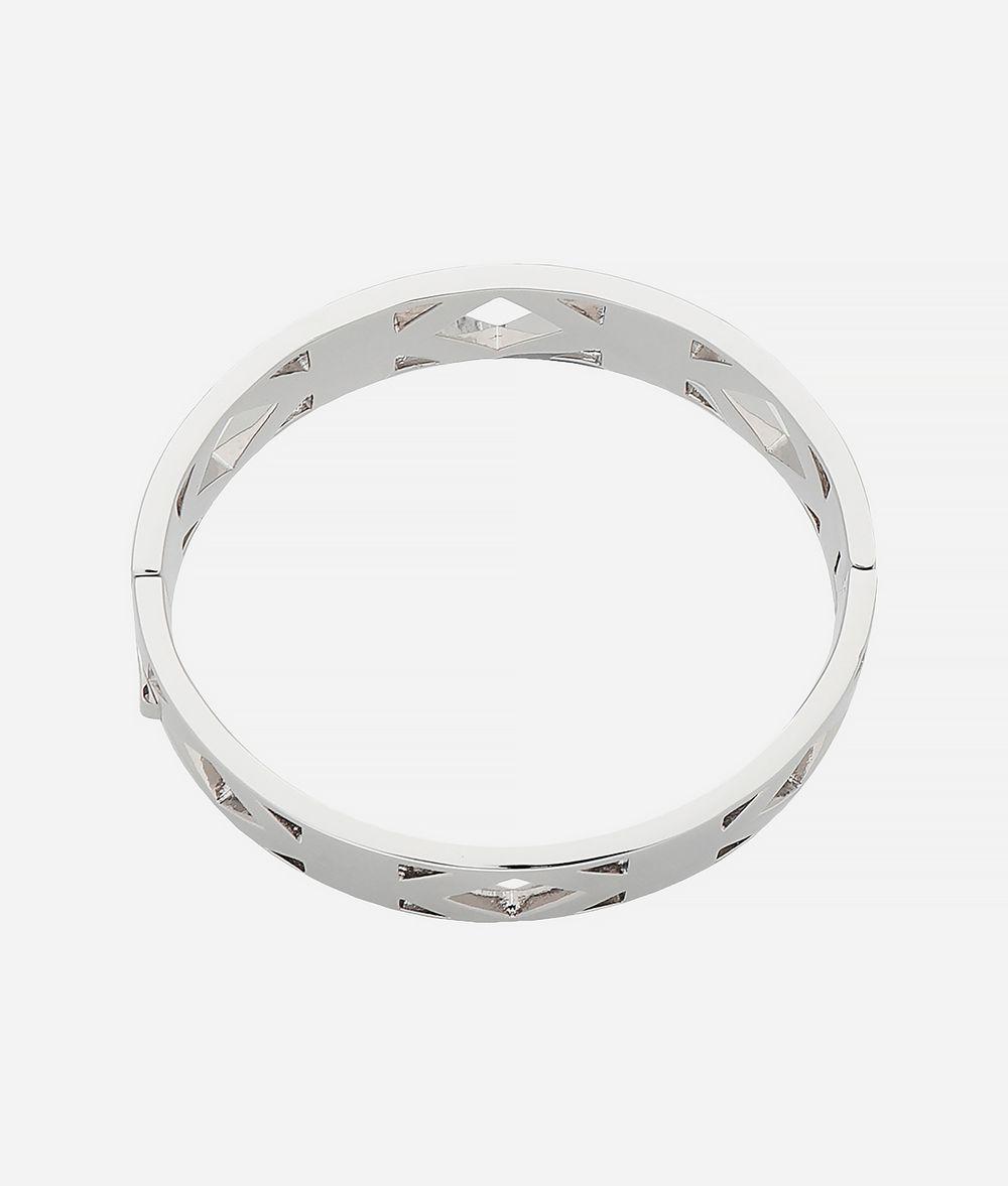 KARL LAGERFELD Manchette Double K Bracelet Femme d