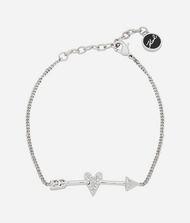 KARL LAGERFELD Bracelet K/Hearts and Arrows 9_f
