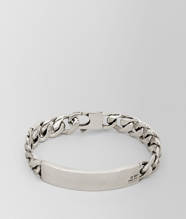 BOTTEGA VENETA BRACELET IN STERLING SILVER Bracelet [*** pickupInStoreShippingNotGuaranteed_info ***] fp