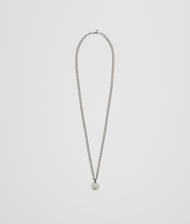 BOTTEGA VENETA NECKLACE IN STERLING SILVER Necklace [*** pickupInStoreShippingNotGuaranteed_info ***] fp