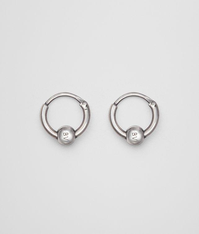 BOTTEGA VENETA EARRING IN STERLING SILVER Earrings [*** pickupInStoreShipping_info ***] fp