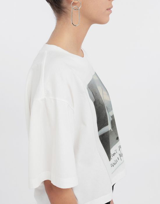 MM6 MAISON MARGIELA Double-hoop earring Earrings [*** pickupInStoreShipping_info ***] b