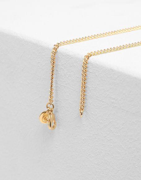 MM6 MAISON MARGIELA Heart plexi combo necklace Necklace Woman d