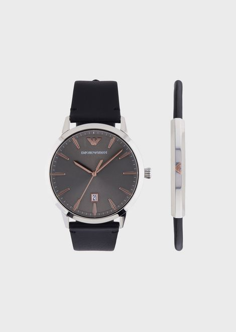 Man Man gift-set watch